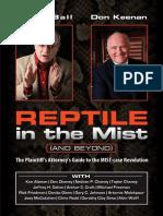 David Ball_ Don C. Keenan - Reptile in The Mist-Balloon Press (2013)