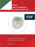 Estrategias de Guerra Informativa del Chavismo en Twitter