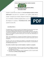 CASOS PARA ACTIVIDAD No. 1 VIRTUAL LEGISLACIONES ESPECIALES-TERMINADOS (1)