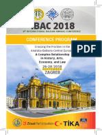 Program IBAC 2018 final