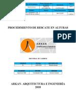 PLAN DE RESCATE-ARKAN
