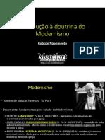 A doutrina do Modernismo