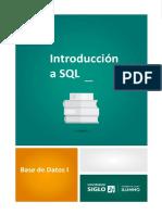 3.1.0-Introducción a SQL