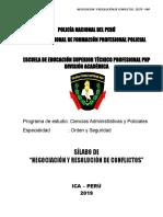 NUEVO SILABUS DE NEGOCIACION Y RESOLUCION DE CONFLICTOS - SIN EDITAR.docx