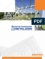 Metalcon Manual de Construccion