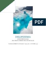 16. DISLIPIDEMIA ESPIRITU