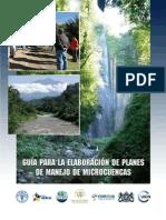 Guia Planes Manejo Microcuencas
