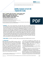 5. Feasibility and Reliability Analysis of LCC DC Grids and VSC - journal