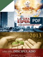 Discipulado y Grandes Ciudades 2012ajustado