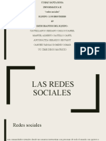 Redes Sociales [Recuperado]