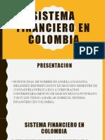 SISTEMA FINANCIERO EN COLOMBIA ANGELLA