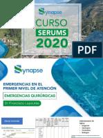 2. SERUMS 2020 - EMERGENCIAS QUIRÚRGICAS