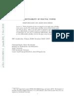 Fractals Differentiation