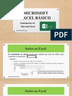Series en Excel