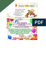 proyecto dulcesitos