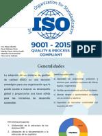 NORMA ISO 9001-2015 (1,2 Y 3)