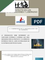 NORMA ISO 9001-2015 (4 Y 5)