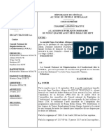 ARRÊT N°52 EXCAF TELECOM  C  LA CNRA