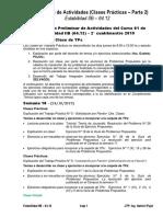 Coordinación de Actividades-2°C2019 - (Segunda Parte)