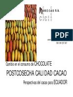 Postcosecha Cacao Von Rutte