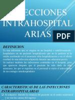 INFECCIONS INTRAHOSPITALAIAS