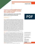 Influência do gene da apolipoproteína-E