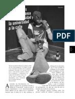 De la performance a la Universidad y de la Universidad a la calle- Revista Conjunto