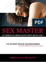 GUIDE GRATUIT SEX-MASTER