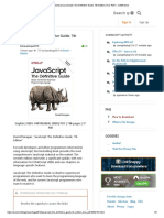 Download JavaScript_ the Definitive Guide, 7th Edition (True PDF) - SoftArchive