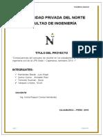 INFORME FINAL DE ESTADISCA I