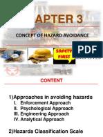 Chapter 3 Concept of Hazard Avoidance Zaizu