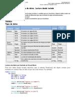 Guia 4 - Tipos Datos - Lectura de datos