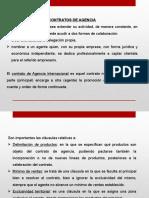PPT 2.2 CONTRATOS DE AGENCIA