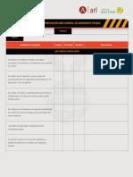 10 Lista de Verificación - Guía General de Maquinaria Pesada