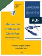 8. Manual de redacción científica