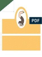 Literele alfabetului deghizate in animale - Coronite - Litera S.pdf