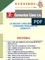 Fabricacion Cemento_Cementos Lima