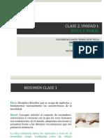 Clase 2 - Unidad I