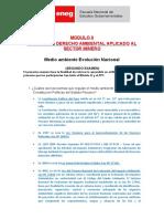 MODULO II Examen_Ambiental