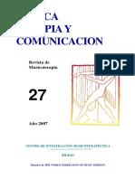 MUSICA TERAPIA Y COMUNICACION