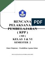 Rpp PAI SD Smt 2