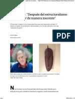 Entrevista François Dosse - El estructuralismo.pdf