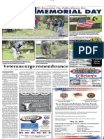 Memorial Day pages