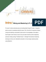 Fl Studio Mix and Mastering Tutorial
