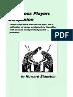 Staunton - The Chess Players Companion