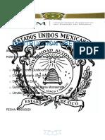 Reporte caso clinico OBSTRUCCIÓN URETERAL