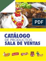 Catalogo Sala de Ventas 03.20