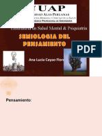 semiologia del pensamiento-