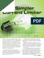 A Simple Current Limiter.pdf