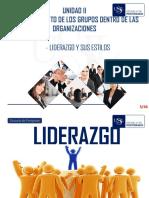 CLASE  LIDERAZGO
